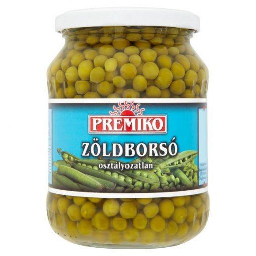 Zöldborsó Premiko