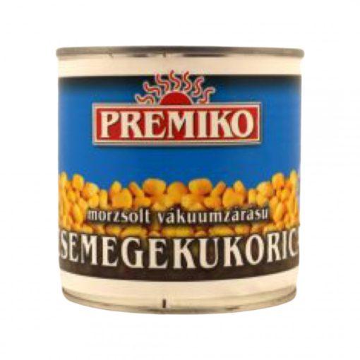 Morzsolt csemegekukorica Premiko