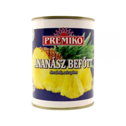 Ananász befőtt Premiko