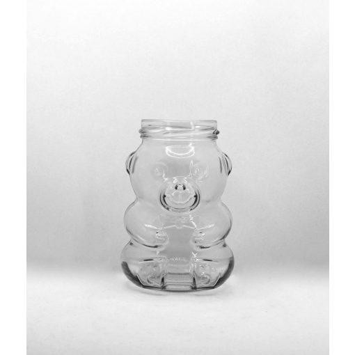 Maci alakú üveg