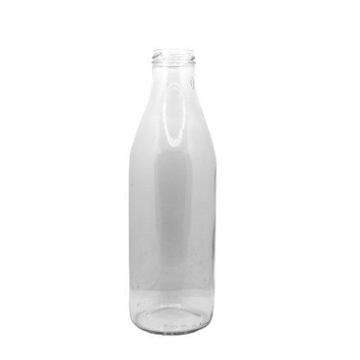 Tejes üveg 1l