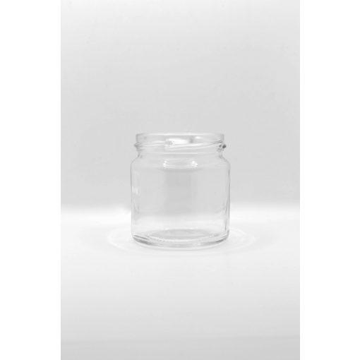 Konzerv üveg 212ml
