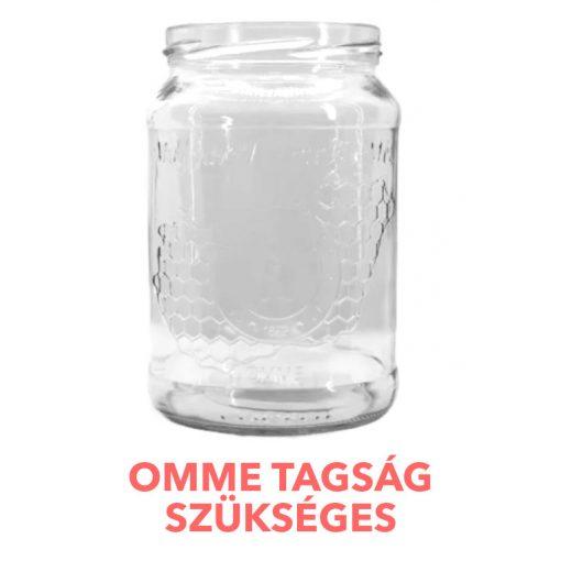 OMME mézes üveg 730ml