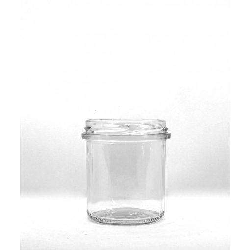 Konzerv üveg Bianco 350ml