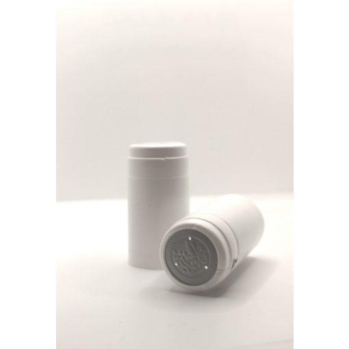 borosüveg kapszula fehér
