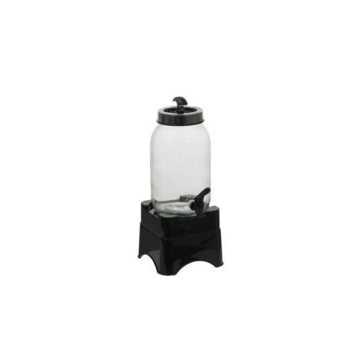 Ital adagoló 3000 ml + állvány (fehér)